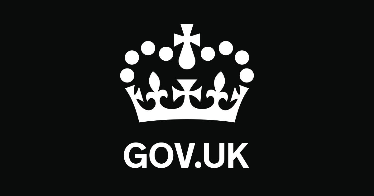 mattersoftesting.blog.gov.uk