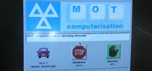 MOT computer