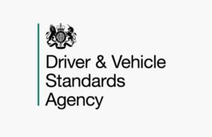 Forthcoming new DVSA logo