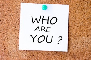 Who are you image in blogpost