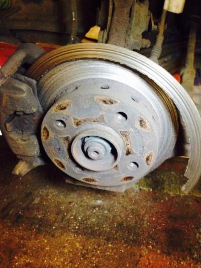 horror story brake disc large